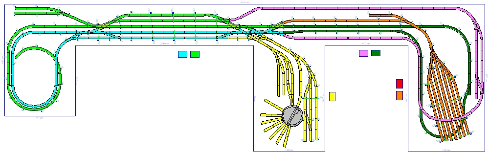 Schemi Elettrici Per Trenini : Schemi elettrici per plastici ferroviari