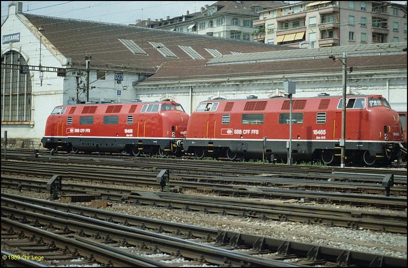 SBB Am 4/4 18462 cod.3184 (1988)