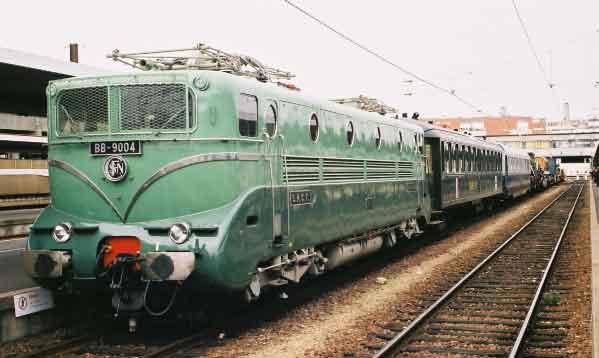 SNCF BB 9004
