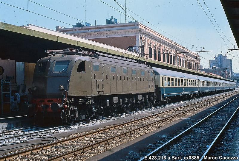 Foto treni anni 80 68