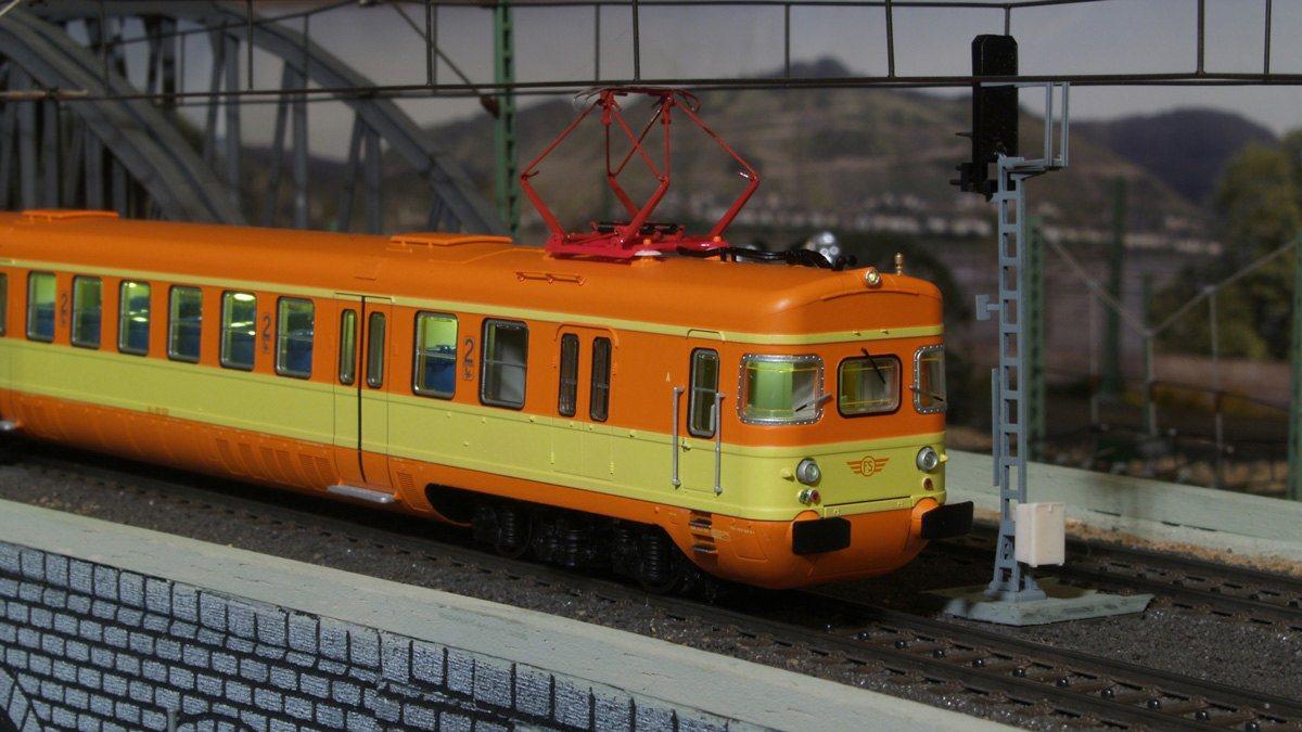 Ale 801 ACME cod. 70050 conversione di Enrico Ferrari