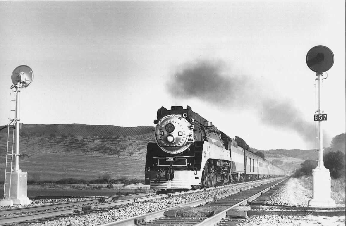 Southern Pacific Gs4